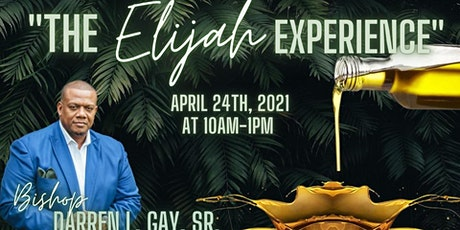 "DLG Ministries present ""The Elijah Experience"" tickets"