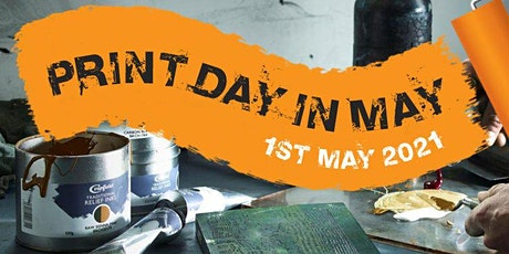 Print day in May: Open studio tickets