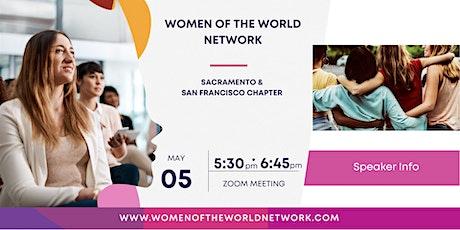 Women of the World Network Sacramento & San Francisco Meeting tickets