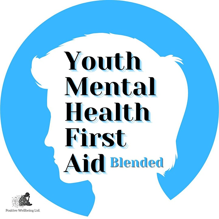 Blended  Online Youth Mental Health First Aid Course (April 26 - 27) image