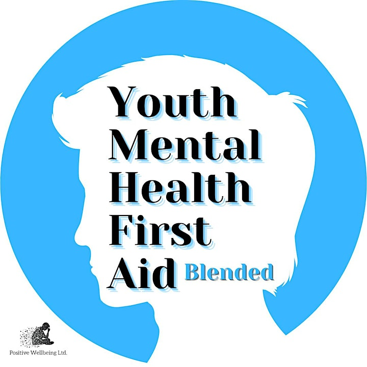 Blended  Online Youth Mental Health First Aid Course (May 14, 18) image