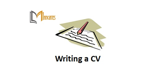 Writing a CV 1 Day Virtual Live Training in Morristown, NJ tickets