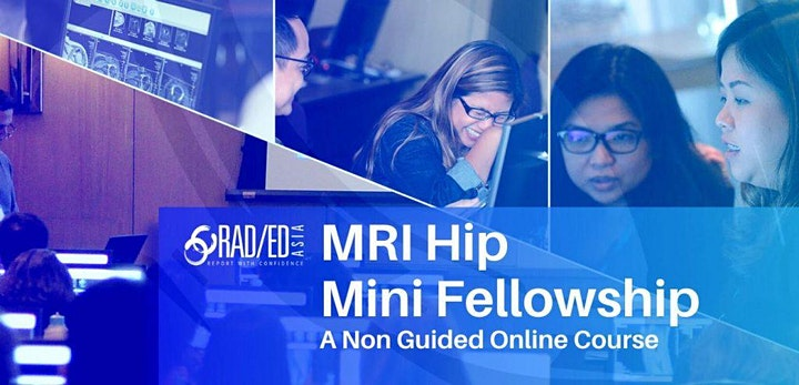 HIP MRI ONLINE NON GUIDED MINI FELLOWSHIP 5th JUNE image