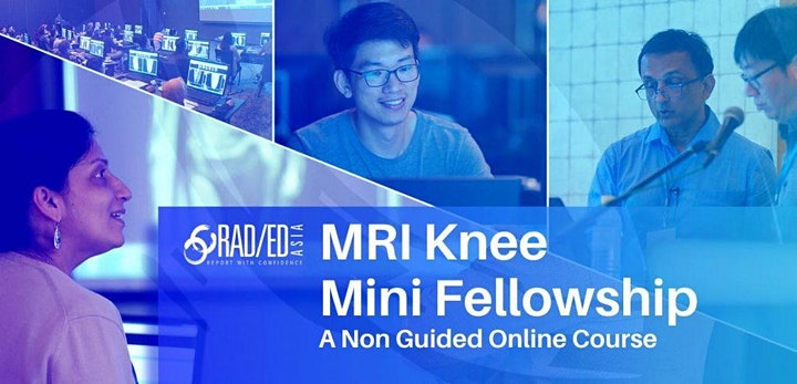 KNEE MRI ONLINE NON GUIDED MINI FELLOWSHIP 1st MAY image