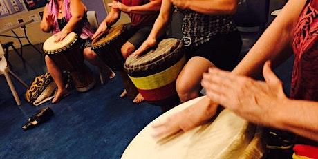 drumming class tickets