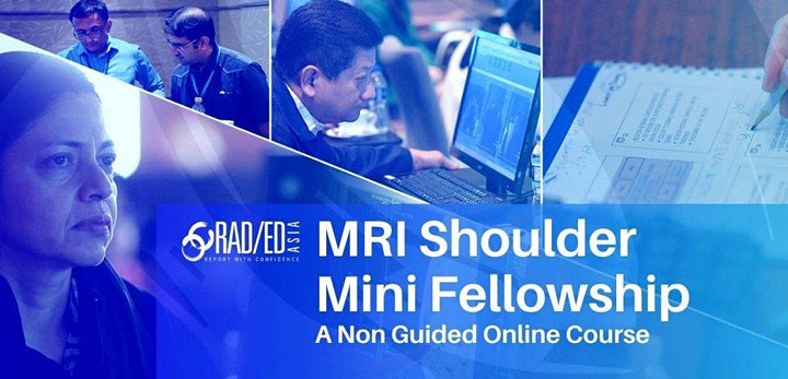 SHOULDER MRI ONLINE NON GUIDED MINI FELLOWSHIP 1st MAY image