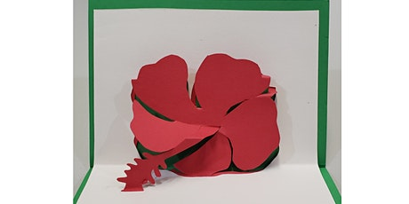 3D Card Making Workshop - Hibiscus tickets