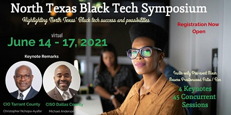 North Texas Black Tech Symposium tickets