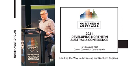 2021 Developing Northern Australia Conference tickets