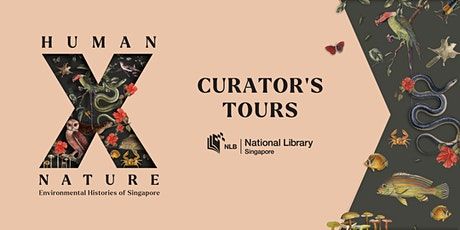 Human x Nature: Curators' Tour tickets