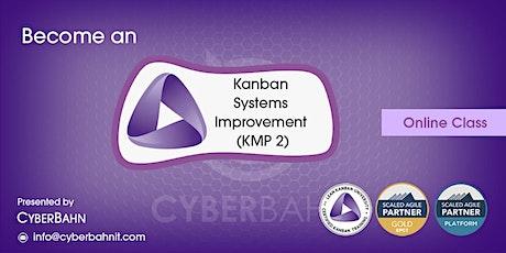 Kanban Systems Improvement (KMP 2) tickets