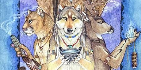 Shamanic Power Animal Workshop with Cacao tickets