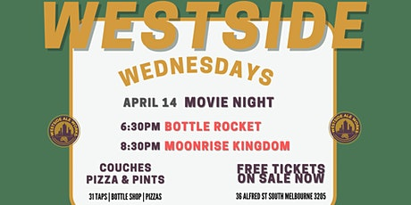 WES ANDERSON MOVIE NIGHT tickets