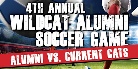4th Annual Wildcat Alumni Soccer Game tickets