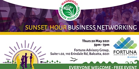 Sunset Hour Business Networking - Balcatta tickets