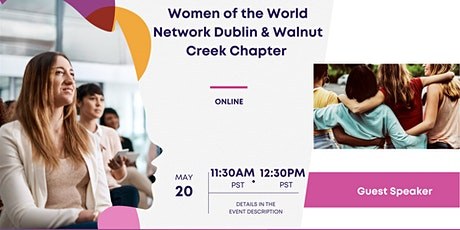 Women of the World Network Dublin and Walnut Creek Meeting tickets