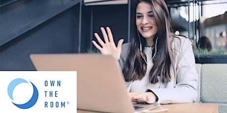 Virtual Meetings Crash Course - 18448 tickets