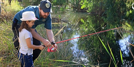Junior Rangers Come and Try Fishing with Fishcare Victoria -  Mornington tickets