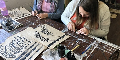 Studio 26 presents 'The Perfect Alchemy' – Sumi E Black Ink Painting