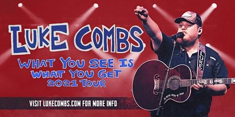 RESCHEDULED - Luke Combs: Bakersfield, CA tickets