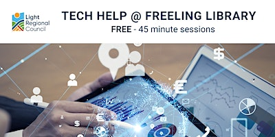 Tech Help @ Freeling Library