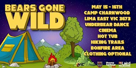 Bears Go Wild - VicBears Camping Trip tickets