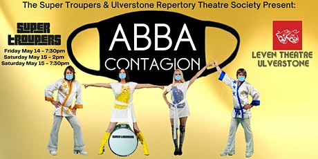 ABBA CONTAGION tickets