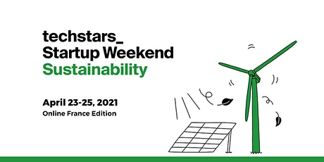 techstars_Startup Weekend France Sustainability 04/2021 boletos