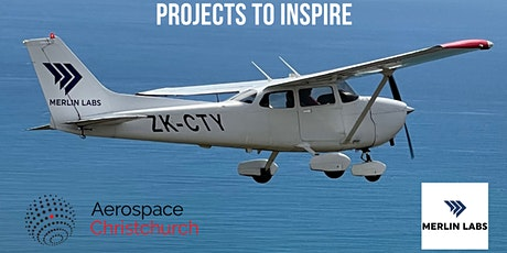 Aerospace Christchurch Meet Up #17: Projects To Inspire tickets