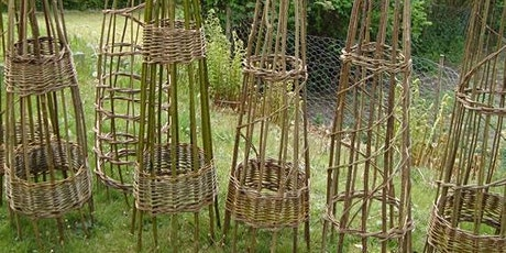 Willow Obelisks for the Garden tickets
