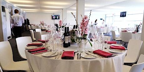 Cheltenham Festival Hospitality 2022 - Silks Restaurant tickets