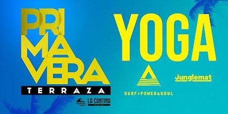 Yoga en Citywave Madrid entradas