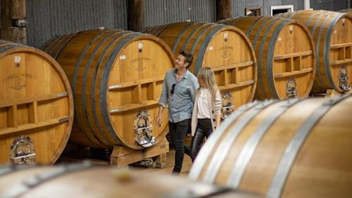 ULTIMATE WINERY EXPERIENCES AUSTRALIA MASTERCLASS  - FREE image