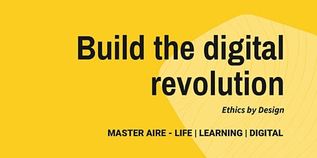 Information meeting - Master AIRE Digital Sciences tickets