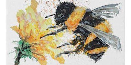 Children's Art Webinar 'Honey Bee' tickets