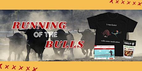 Running of the Bulls Virtual Race tickets
