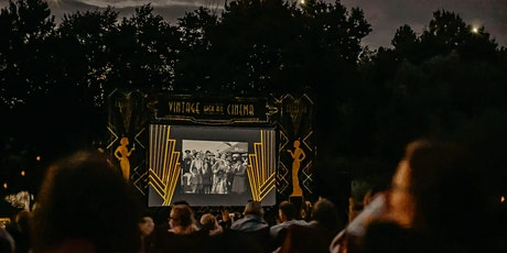 Vintage Open-Air Cinema - GREASE -16th JULY - Houghton Hall, Houghton Regis tickets