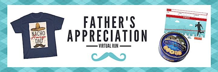 Father's Day Virtual Run 2021 image