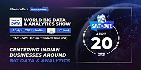 World Big Data & Analytics Show - India tickets