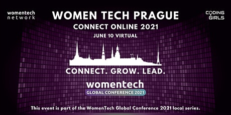 WomenTech Prague - Connect Online (Employer Tickets) tickets