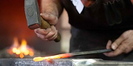 Give-it-a-go Blacksmithing Session - Blacksmiths Festival 2021 tickets