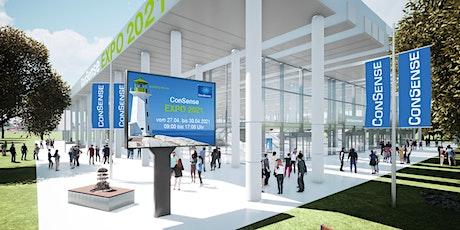 ConSense EXPO 2021 - Die Messe für Managementsysteme Tickets