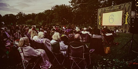 Vintage Open-Air Cinema JURASSIC PARK (PG) - Sat 21st Aug tickets