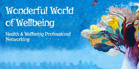 Face-2-Face Networking for Wellbeing tickets