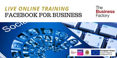 LIVE - Facebook for Business Beginners Workshop 10am tickets
