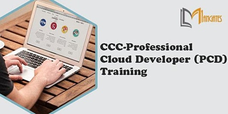 CCC-Professional Cloud Developer 3 Days Virtual Live Training in Vancouver tickets