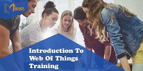 Introduction To Web Of Things 1 Day Training in Boston, MA tickets