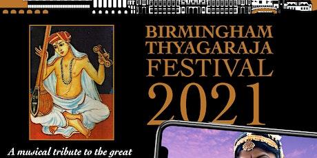 BIRMINGHAM THYAGARAJA FESTIVAL tickets