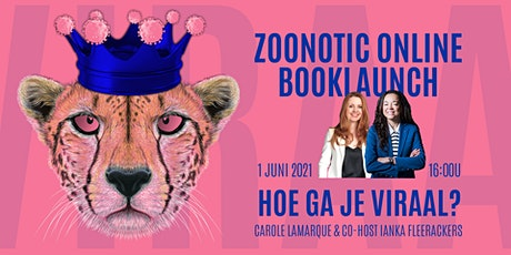 Zoonotic Online Booklaunch | De formule voor een virale businessstrategie tickets