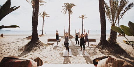Morning Rituals  & Beach Yoga Beachouse tickets
